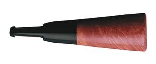 Zigarre-Bruyere-Sattel 18 mm