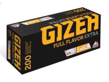 Gizeh Extra Filterhülsen