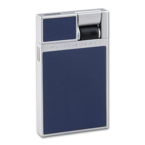 porsche design feuerzeug jet p3632 06 blau porsche. Black Bedroom Furniture Sets. Home Design Ideas