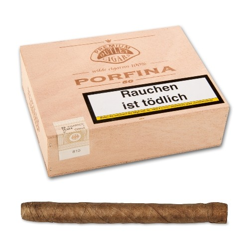 Porfina Wilde Cigarros Sumatra