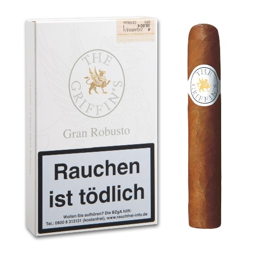 The Griffins Gran Robusto
