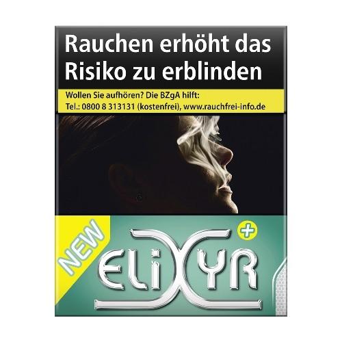 Elixyr + Cigarettes