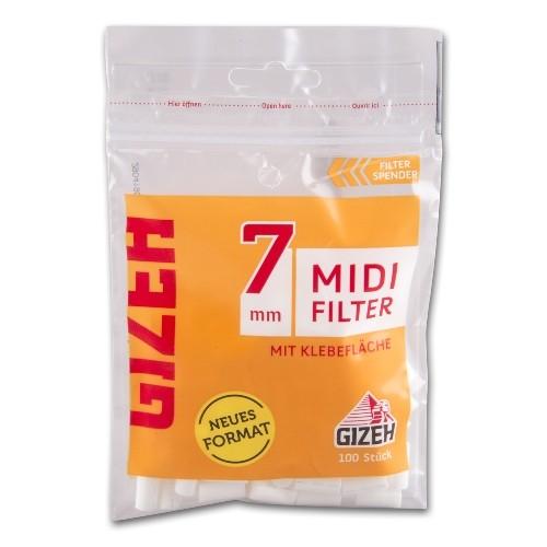 Gizeh Midi Filter 7mm