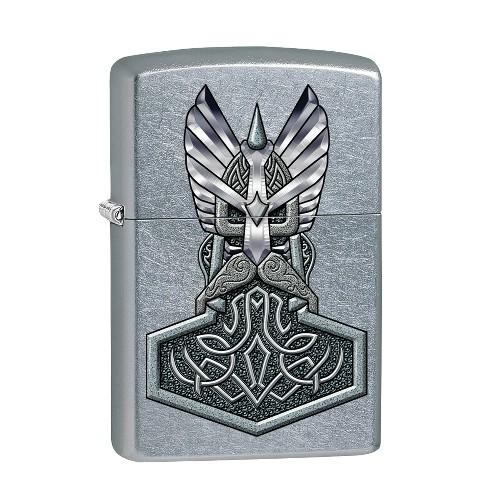 Zippo Street chrom Hammer of Thor