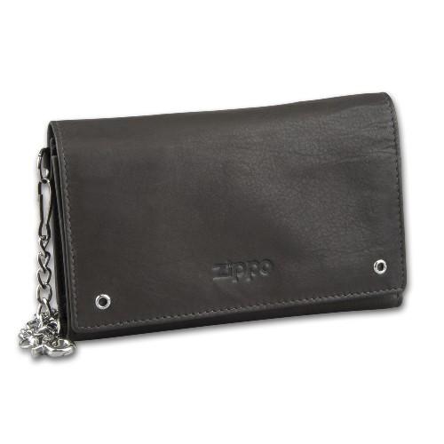 Zippo Brieftasche mit Kette