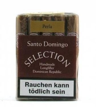 Santo Domingo Selection Perla
