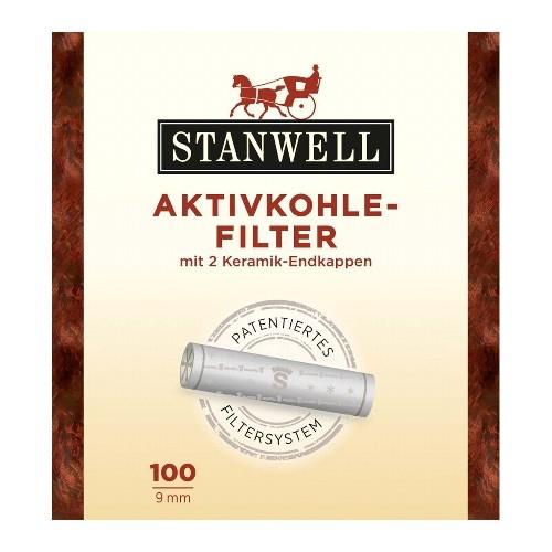 Stanwell Aktivkohle-Filter 100er Pack