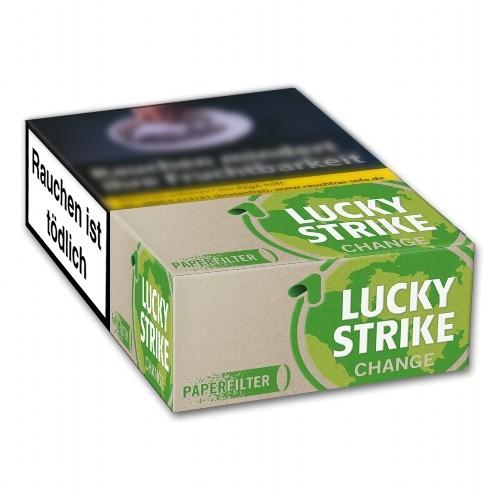 LUCKY STRIKE Change Green