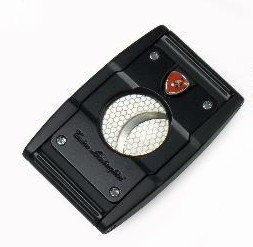 Cigarrenabschneider Lamborghini Precisione schwarz