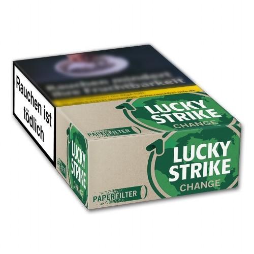 LUCKY STRIKE Change Dark Green
