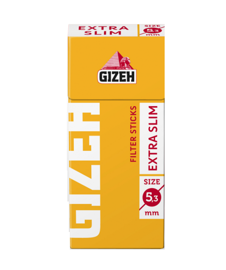Gizeh Tip Sticks extra Slim