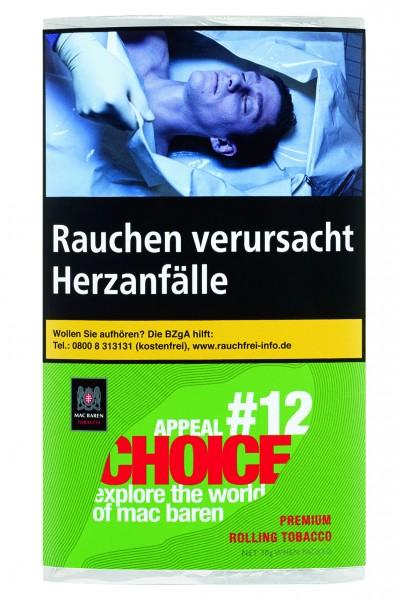 Mac Baren Choice Appeal #12