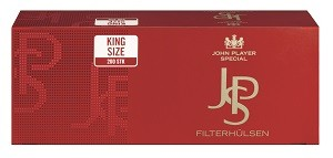 John Player Special King Size Filterhülsen 200er