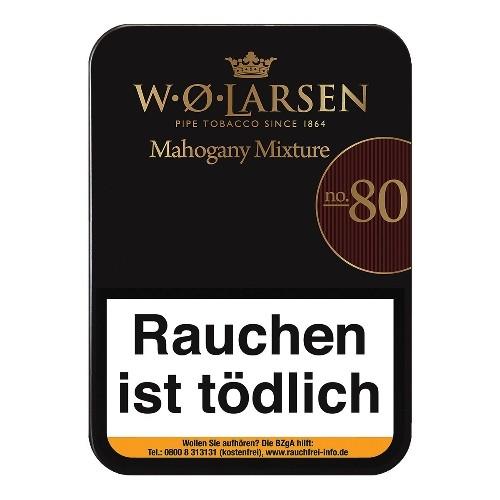 W.Ø. Larsen Mahogany Mixture No 80