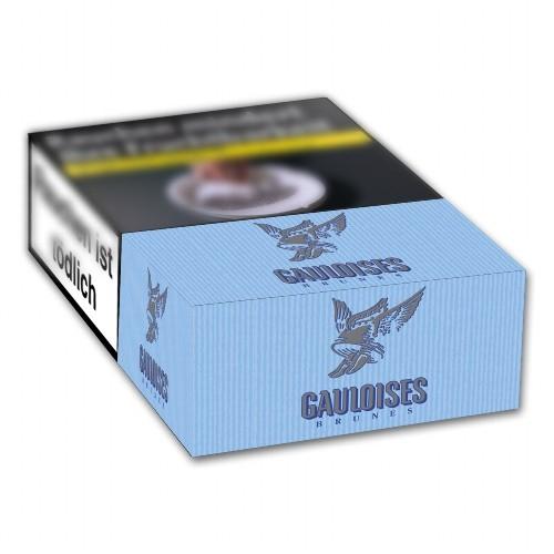 Gauloises Brunes ohne Filter
