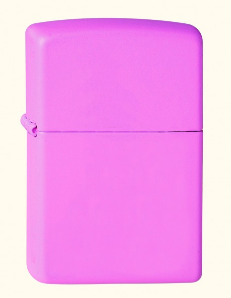 Zippo Pink matt