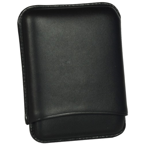 Cigarilloetui Leder MARTIN WESS 8er schwarz