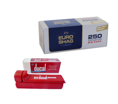 Ducal Stopfer + Euro Shag Hülse