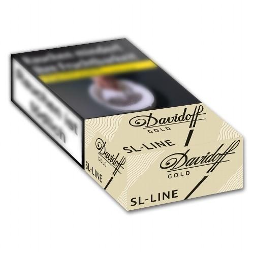 Davidoff Gold SL-Line
