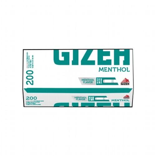 Gizeh Menthol Hülsen
