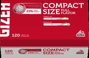 Gizeh Compact Size Hülsen