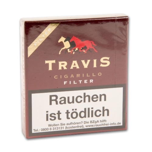 Travis Filter Cigarillo 20Stück