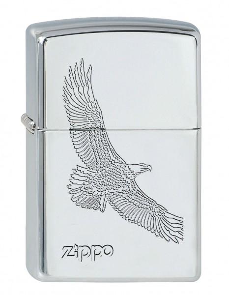 Zippo chr pol Large eagle
