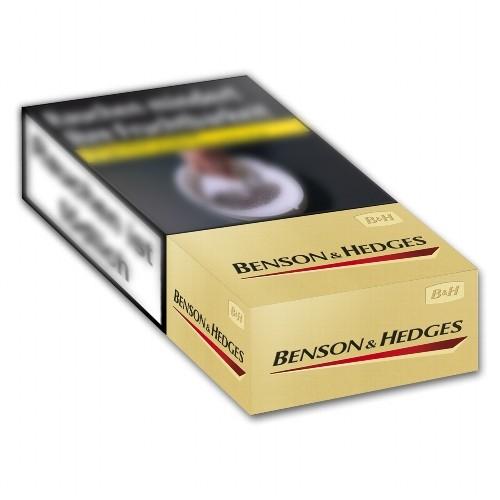 Benson & Hedges Gold 100