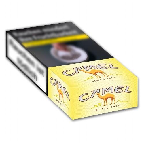 CAMEL Yellow Long XXL