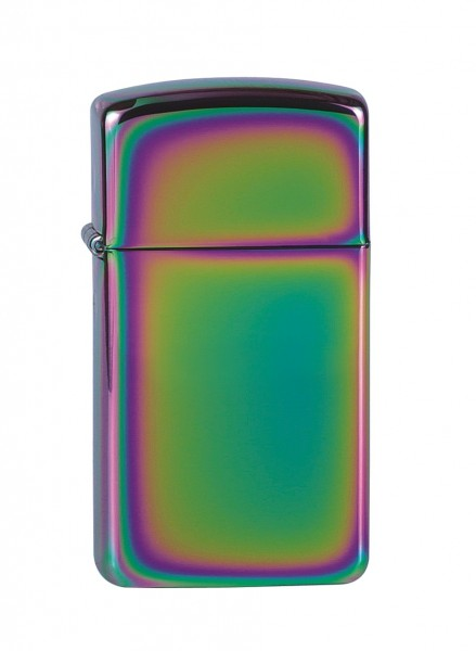 Zippo Slim Rainbow Spectrum