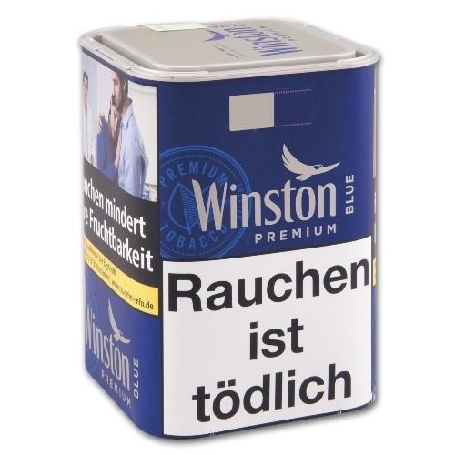 Winston Tobacco Premium blue