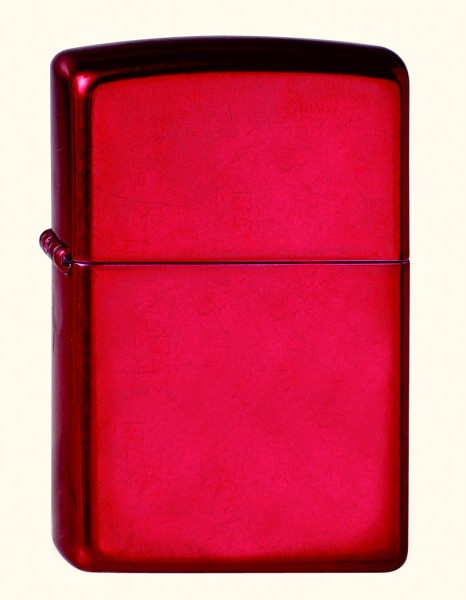 Zippo Candy Appel red