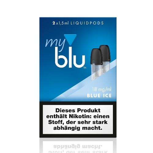 My. Liquidpods Blue Ice 18 mg