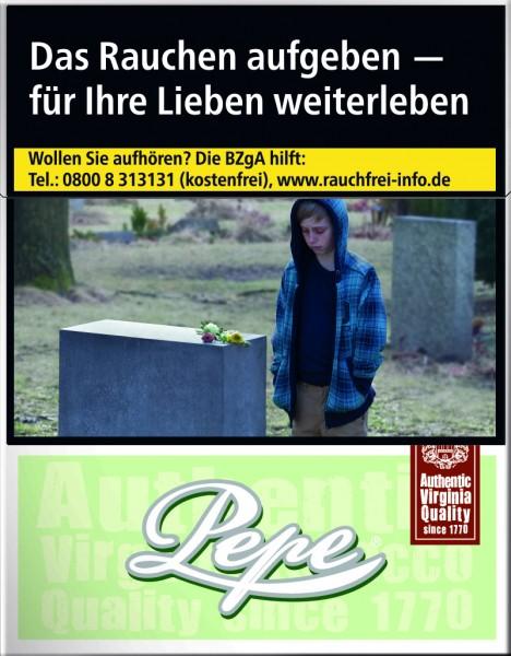 Pepe bright green big