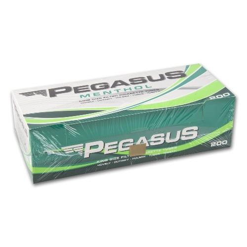 Pegasus Menthol Filterhülsen