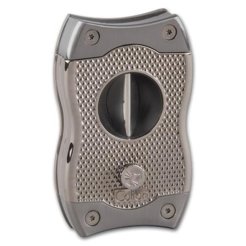 Cigarrenabschneider COLIBRI Flach-/Kerbschnitt gun 23/27mm