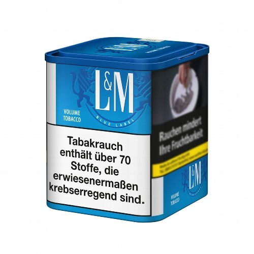 L&M blue L