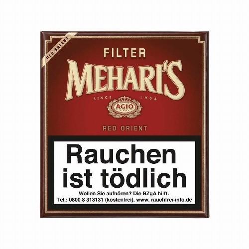 Agio Meharis Red Orient Filter